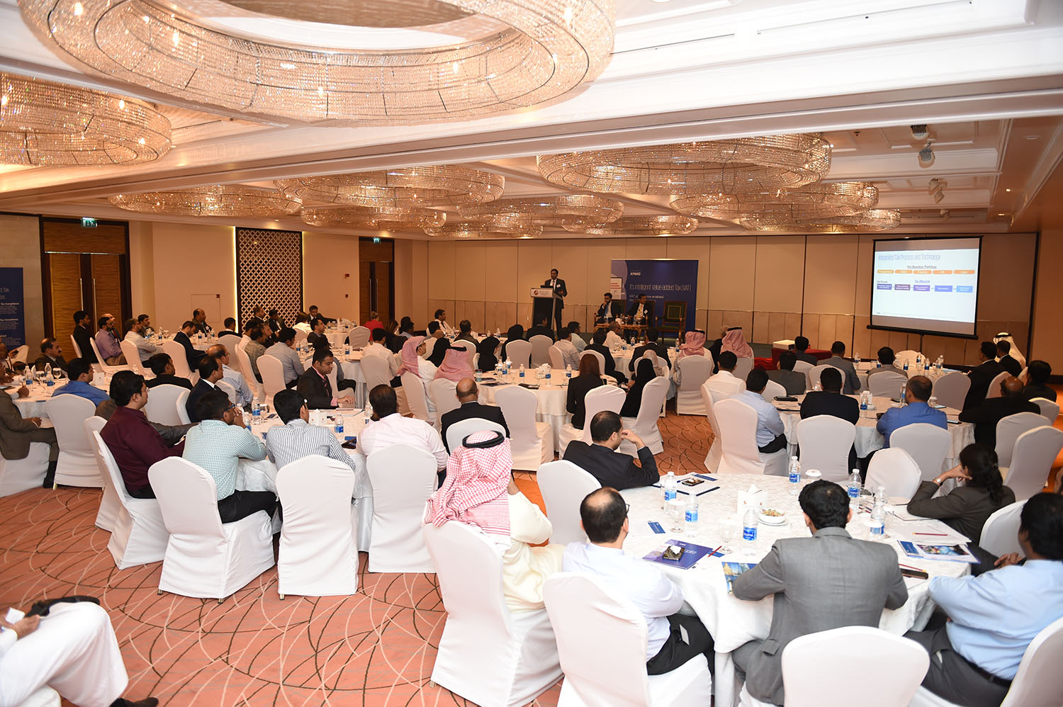 KPMG in Bahrain presents cutting-edge technology for VAT compliance